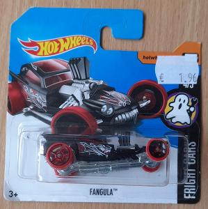 Hot Wheels - Fright Cars Fangula Treasure Hunt 2017