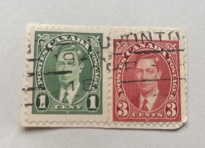 Známka - Kanada