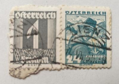 Známka - Rakousko