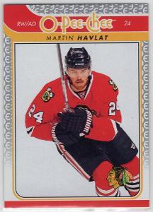 Martin HAVLÁT - O-Pee-Chee 09-10 #407 * CHI