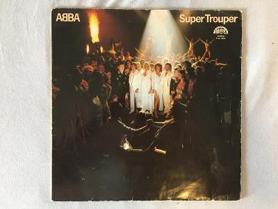 ABBA – Super Trouper LP 1980 | A2, B4