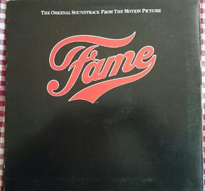 🎤 LP Fame (The Original Soundtrack From The Motion Picture)