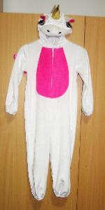 5186 JEDNOROŽEC - karnevalový kostým pro děti vel.104