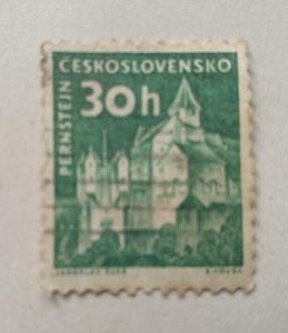 Známka Československo