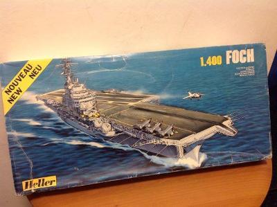 HELLER - Foch, 1/400