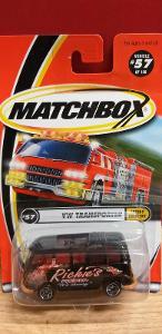 MATCHBOX 2001 ´´ VW TRANSPORTER ´´ #57