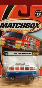 MATCHBOX 2001 ´´ VW TRANSPORTER ´´ #12