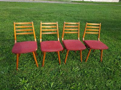 JIROUTEK Jitona 4 x židle