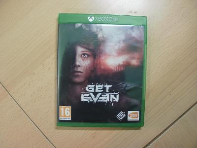 Hra na XBox ONE - Get Even