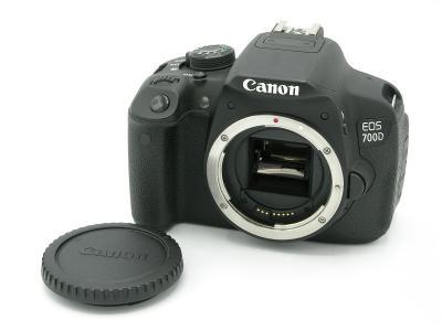 CANON EOS 700D (18,0 Mpix)