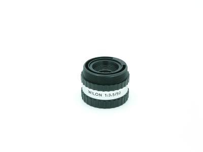 Zvětšovací objektiv WILL Willon 50mm/3,5 (M39)