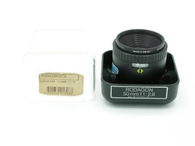 Zvětšovací objektiv RODENSTOCK Rodagon 50mm/2,8 (M39)
