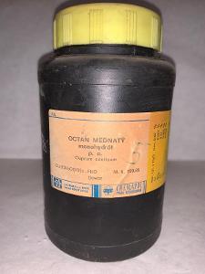 Octan měďnatý p.a. (CH3COO)2Cu•H2O, 250g)