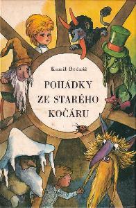 Kamil Bednář Pohádky ze starého kočáru ilustrace Jan Karpaš