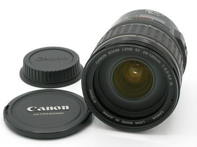 CANON EF 28-135mm IS Ultrasonic na EOS, EF