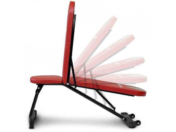 Posilovací lavice DUVLAN Sit Up - Posilování, fitness a trampolíny