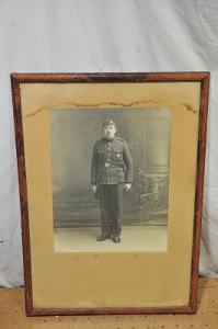 Republikový portrét vojáka