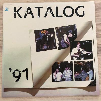 Katalog – '91 (SKVĚLÝ STAV)