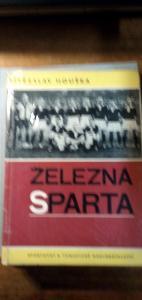 Vítězslav Houška-Železná Sparta I.díl-léta1893 až 1935