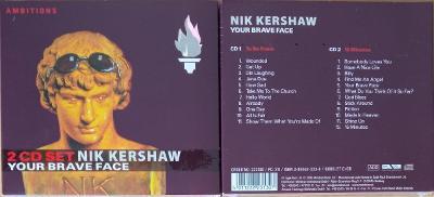 Nik Kershaw - Your Brave Face 2 CD
