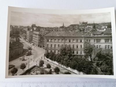 Pohled Bratislava Štátna nemocnica