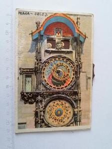 Pohled Praha Orloj posuvný
