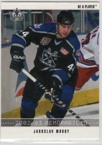 Jaroslav MODRÝ - Be A Player 02-03 #90 * LAK