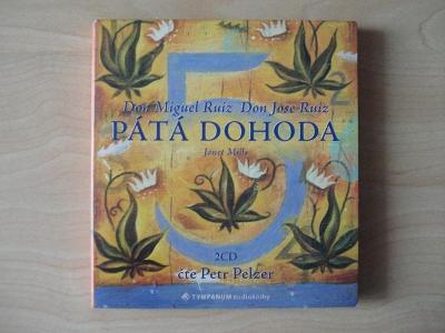 2CD - PÁTÁ DOHODA - D.M RUIZ - AUDIOKNIHA
