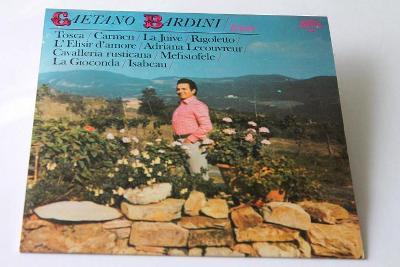 LP - Gaetano Bardini / Tenor  (d6)