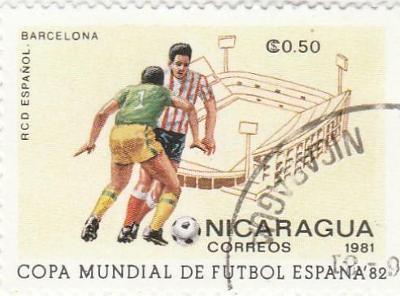 Nicaragua - na doplnění - sport