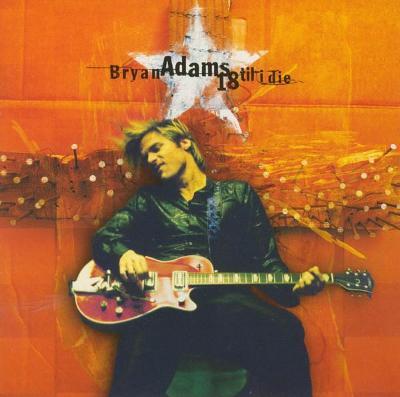 BRYAN ADAMS-18 TIL I DIE CD ALBUM 1996.