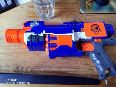 Dětská pistole nerf elite