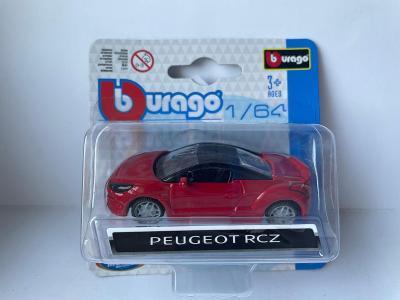 BBURAGO 1/64 PEUGEOT RCZ