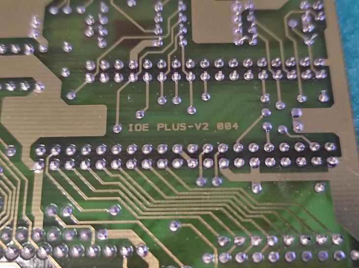 ISA CONTROLER CARD - GOLDSTAR IDE PLUS V2 !!! FUNKČNÍ !!! - Historické počítače