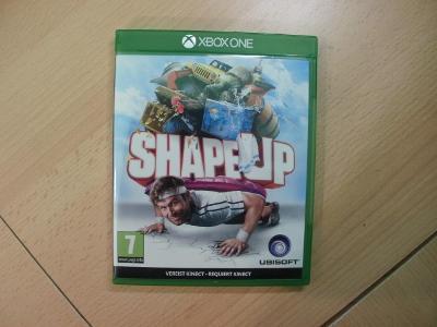 Kinect hra na XBox ONE - Kinect - Shape Up - Anglický manuál