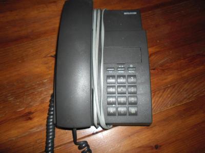 Telefon tlačítkový,retro,O2