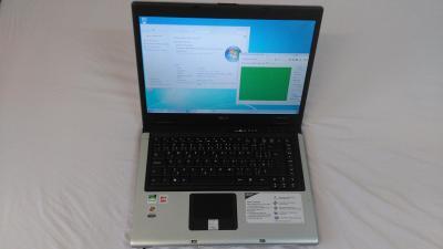 Acer Aspire 3100 (funkční, bezvadný 250 GB HDD )