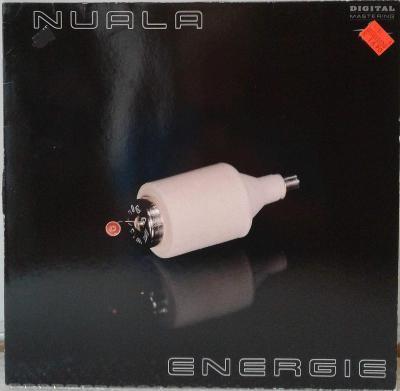 LP Nuala - Energie, 1983 EX