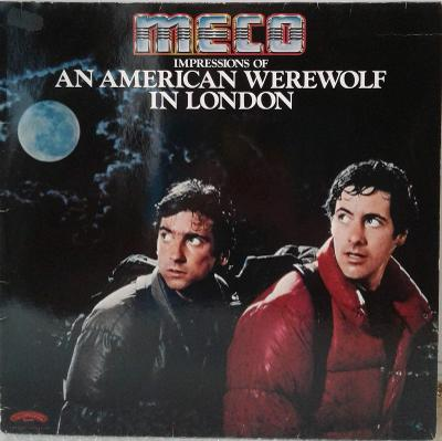 LP Meco - Impressions Of An American Werewolf In London, 1981 EX