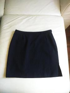 Vlněná mini sukně Versace Top Stav! Vel XS/S
