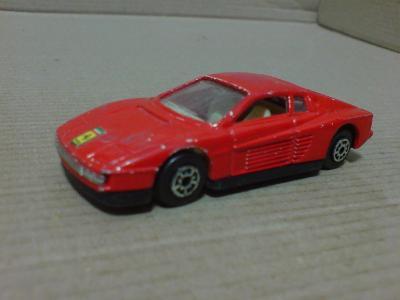 Maisto-Ferrari Testarossa