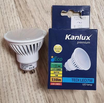LED žárovka Kanlux TEDI Led 7W GU10 WW