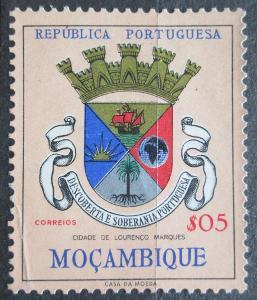 Mosambik 1961 Znak Lourenço Marques Mi# 460 2179