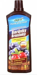Hnojivo minerální Agro na borůvky a brusinky 1L