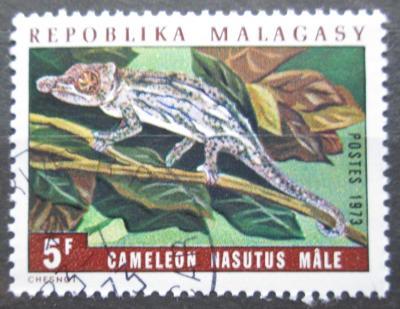 Madagaskar 1973 Chameleon Mi# 685 2179