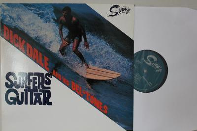 Dick Dale And His Del-Tones – Surfer's Guitar LP 1988 vinyl jako nove