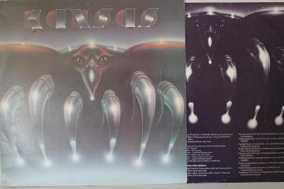 Kansas – Song For America LP 1975 vinyl NL RI super stav EX