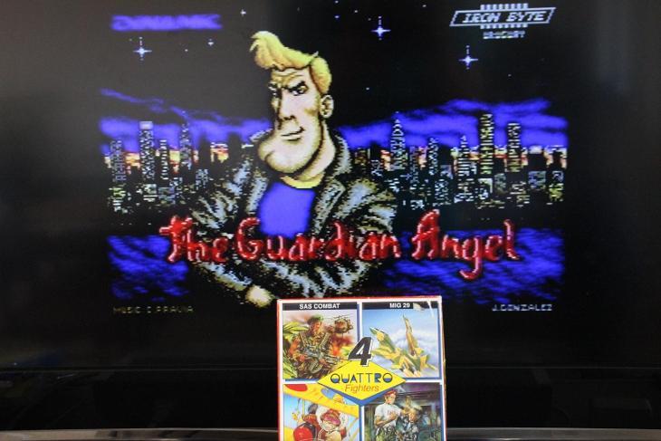 5x hra na ATARI ST/STE - QUATTRO Fighters + CJ in the USA - 2 krabice - Historické počítače