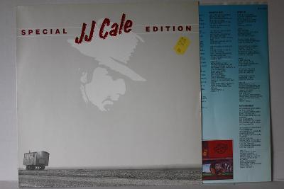 JJ Cale – Special Edition LP 1989 vinyl Holandsko jako nove NM