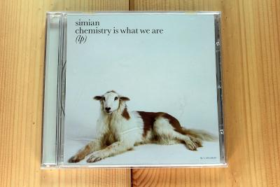 Simian – Chemistry Is What We Are (Lp) [CD]